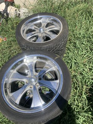 23 rims 200$$$$ for Sale in Long Beach, CA