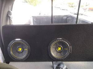 Kicker comp C for Sale in South Gate, CA