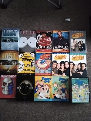 Box set DVDs/Television shows for Sale in Trappe, PA
