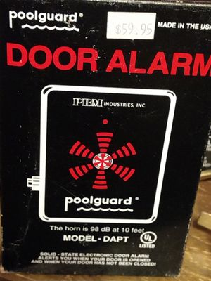 Safety Door Alarms were $60 ea! for Sale in Fresno, CA