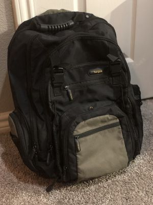 Targus Laptop backpack- like new for Sale in Addison, TX