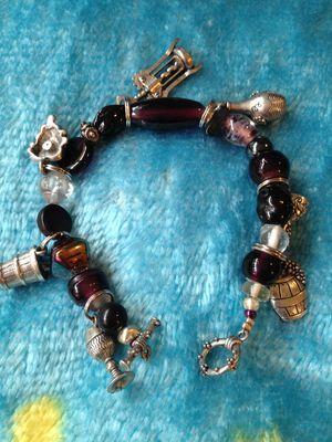 Beautiful Stone & Charm bracelet for Sale in Portland, OR
