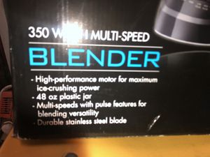 Blender new never been used for Sale in Tustin, CA