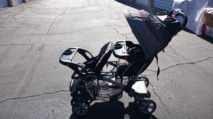 Baby Sit N Stand double stroller for Sale in El Cajon, CA