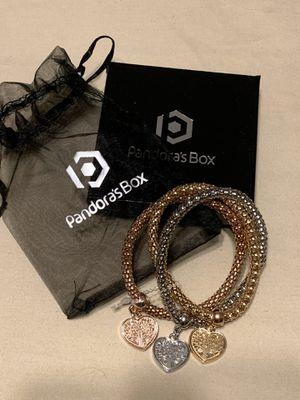 Pandora Bracelet Set for Sale in Racine, WI