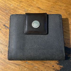 Bottega Veneta Brown Canvas & Leather wallet - Unisex for Sale in Los Angeles, CA