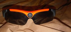 Magnavox sunglasses with built in camera. for Sale in Santa Maria, CA