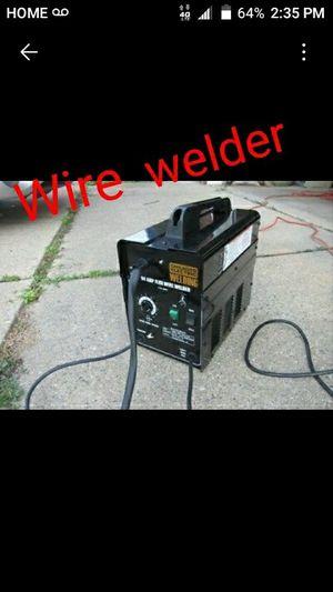 Wire welder 90amp for Sale in Sacramento, CA