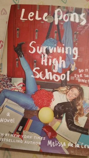 Lele pons surviving high school book for Sale in Lutz, FL