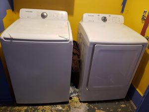 Samsung washer/dryer set for Sale in Fulton, MS