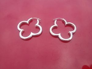 Hedi Klum 925 Silver Earrings for Sale in Randleman, NC