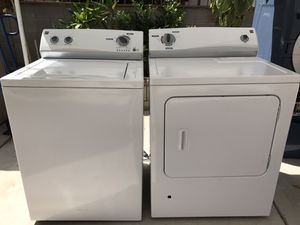 Kenmore Washer and Gas Dryer Set With Warranty for Sale in Rialto, CA