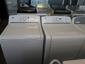 Kenmore oasis washer and dryer set for Sale in Temple Hills, MD