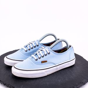 Vans Womens Sky Blue Shoes Size 8.5 for Sale in Omaha, NE