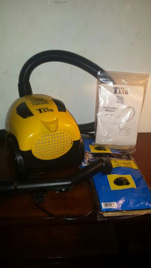 Tiny Tank Compact Canister Vacuum for Sale in Fairfax, VA