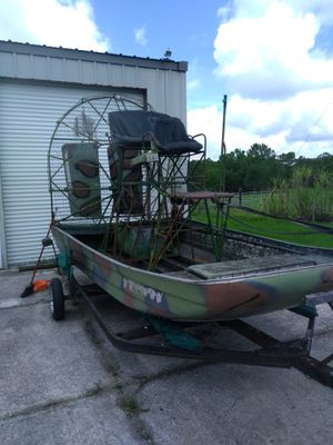 88 Combee Boat and Trailer for Sale in Sebring, FL