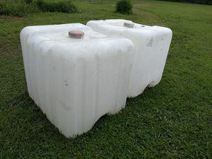 250 gallon water tanks for Sale in Murfreesboro, TN