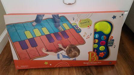 Piano Dance Mat  for Sale in Sacramento, CA