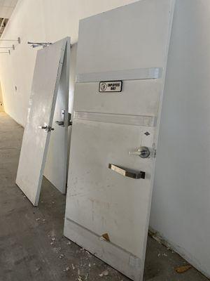 Solid metal doors for Sale in McAllen, TX
