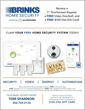 Free Home Security System call for details for Sale in Sandy Springs, GA