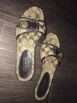 Coach sandals for Sale in Burien, WA