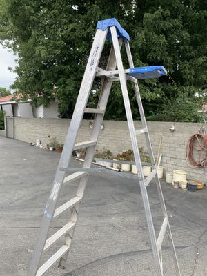 8 ft Werner Aluminum Ladder for Sale in Rancho Cucamonga, CA
