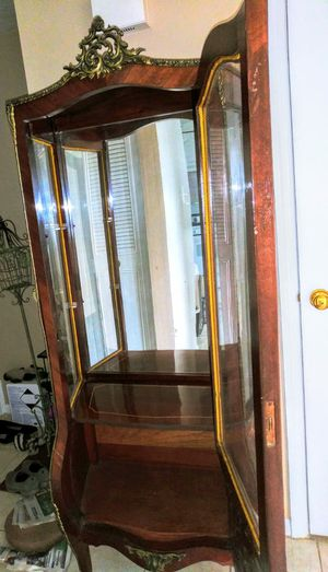 China cabinet shelf display for Sale in Gaithersburg, MD