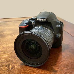 Camera Nikon D3500 for Sale in Frisco, TX