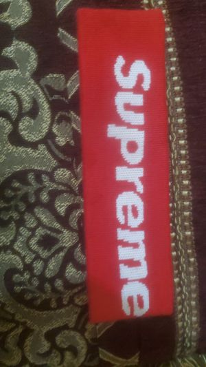 Supreme haedband red for Sale in Denver, CO