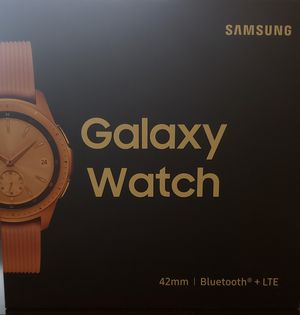 Samsung Galaxy Watch for Sale in Spanaway, WA