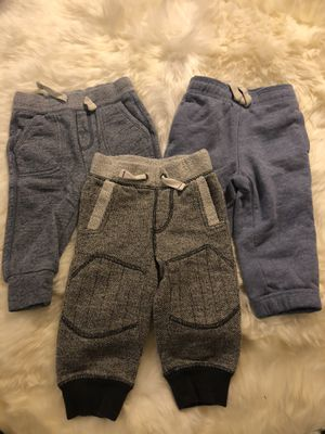 BabyGap and Target infant joggers. Size 12-18m for Sale in Bakersfield, CA