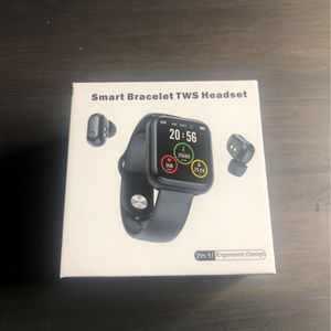 X5 Smart watch TWS Headset for Sale in Lorain, OH