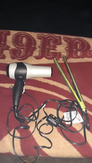 Faherenhieght hair straightener and blow dryer for Sale in Fresno, CA