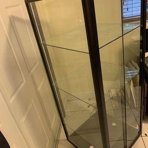 Glass Curio for Sale in Miami, FL