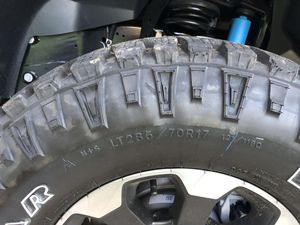2019 Ram 2500 wheels and tires with TPMS sensors for Sale in Springfield, VA