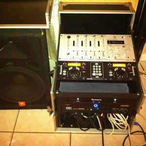 DJ Equipment/Pro Audio Setup for Sale in Stuart, FL