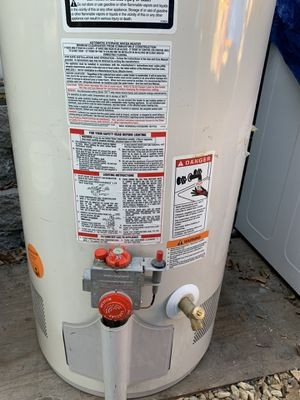 Gas Water Heater 50 for Sale in Santee, CA
