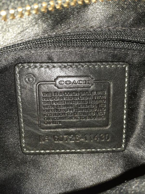 Coach Bleecker Hobo Shoulder Bag