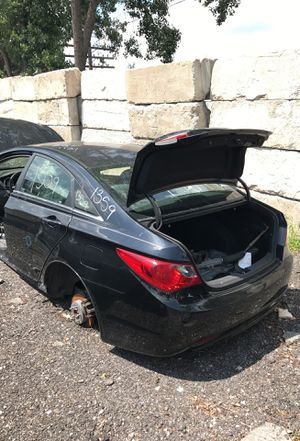 Selling parts for a black 2012 Hyundai Sonata STK#1359 for Sale in Warren, MI