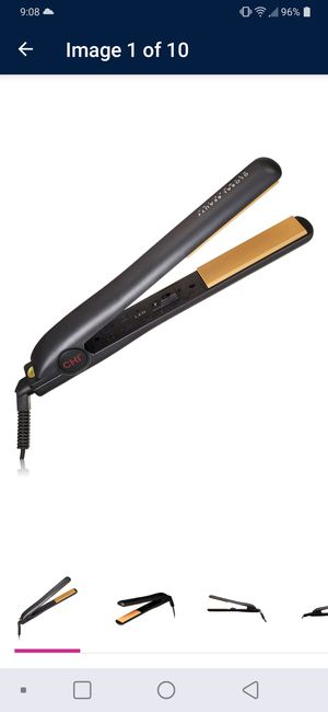 Chi air hair straightener for Sale in Peoria, AZ
