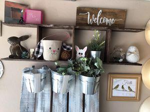Hanging flower pots for Sale in Gilbert, AZ