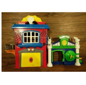 Marvel Spider-Man Adventures Playset for Sale in Fresno, CA