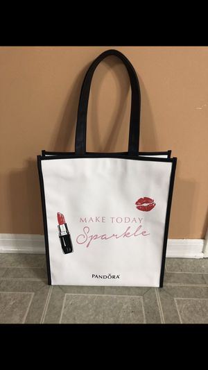 Pandora make today sparkle authentic Tote Bag. Brand new for Sale in Shelby charter Township, MI