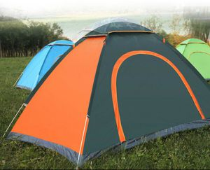 NEW Outdoor Auto Pop Up Tent Camping Folding Tent Quick Shelter Outdoor Hiking 2-3 Person for Sale in Las Vegas, NV