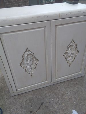 Antique cabinet for Sale in Hampton, VA