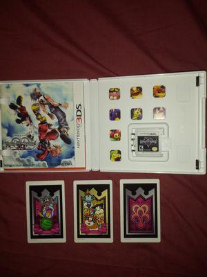 Kingdom Hearts: Dream Drop Distance [Nintendo 3DS] for Sale in Los Angeles, CA