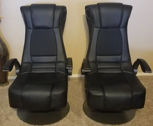 2 XROCK gaming chairs for Sale in Red Rock, AZ