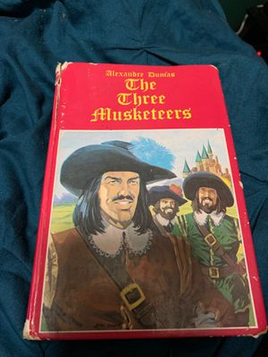 Three musketeers for Sale in Midland, MI