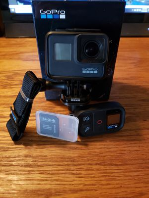 GoPro Hero 7 Black Video Camera for Sale in Fresno, CA