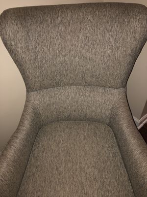 Comfy grey chairs for Sale for sale  College Park, GA